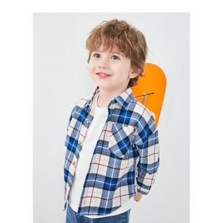 Áo sơ mi tay dài Balabala dành cho bé trai - 210232012020488 thumbnail