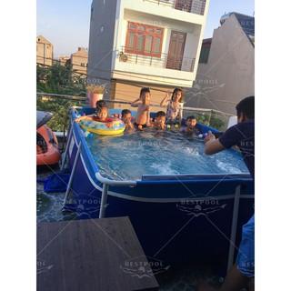 Bể Bơi Thời Trang