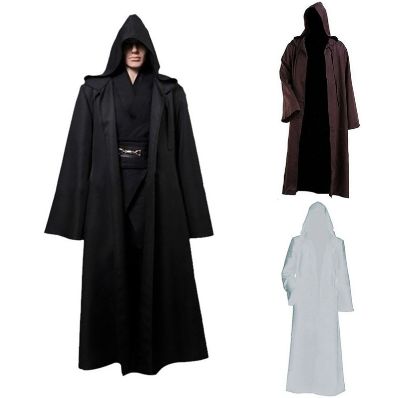 DF Women Cosplay Co Loose PunK Gothic Cape Jackets Long