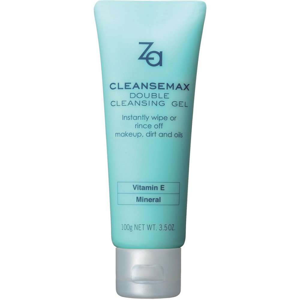 Gel Tẩy Trang Za Cleansemax Double Cleansing Gel 100g - 3049973 , 489231559 , 322_489231559 , 98000 , Gel-Tay-Trang-Za-Cleansemax-Double-Cleansing-Gel-100g-322_489231559 , shopee.vn , Gel Tẩy Trang Za Cleansemax Double Cleansing Gel 100g