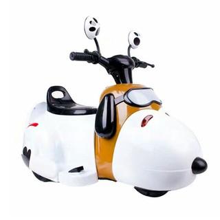 Đồ chơi xe điện moto con chó VBC-EM-24