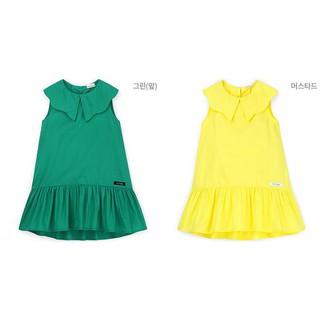 Đầm vải kate Petite Mieux cho bé gái 3-12T D135