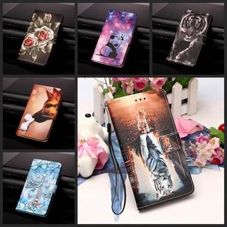 Bao da điện thoại kiểu ví gập có giá đỡ cho Samsung Galaxy A01 S20 Ultra