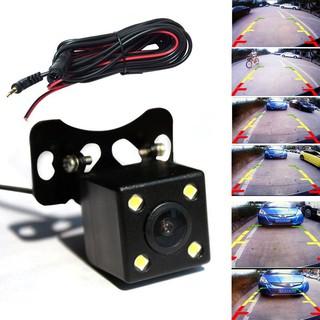 Camera lùi lắp cho camera hành trình, loại 4 led, jack 2.5, 5 chân, dây tín hiệu dài 5m thumbnail