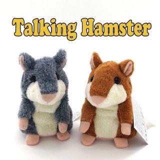 Chuột Hamster biết nói *HÀNGLOẠI1* FULL HỘP *LÔNG CAO CẤP*
