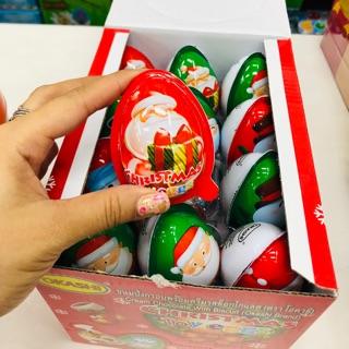 Socola trứng Giáng Sinh