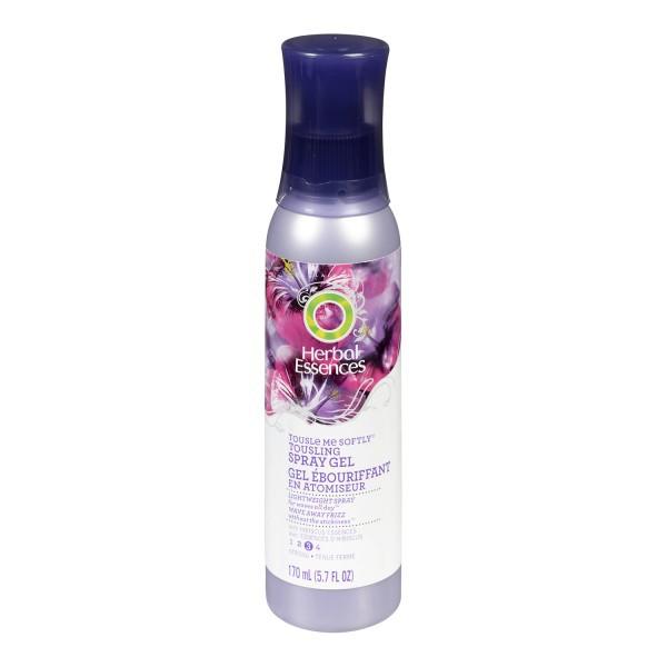 Xịt giữ nếp tóc xoăn HERBAL ESSENCES Tousle Me Softly Spray Gel 170 mL