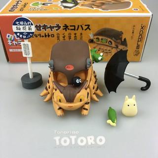 Mô Hình Totoro Mini Bằng Nhựa