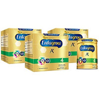 Combo 3 Hộp Sữa Bột Enfagrow A 4 (2.2kg) - Tặng Lon Sữa Bột Enfagrow A 4 (1.75kg)