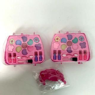 Children's Cosmetics Set Toys Girl's Make-up Gift Box Set Toys Simulation Toys
