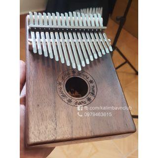 Đàn Kalimba Yael/Bws gỗ Koa cao cấp chính hãng