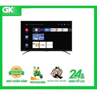 50UG6100-MIỄN PHÍ CÔNG LẮP ĐẶT-Android Tivi Casper 50 inch 50UG6100 thumbnail