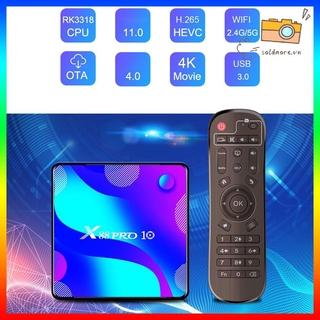 Hộp Tv X88Pro Chất Lượng Cao Và Phụ Kiện