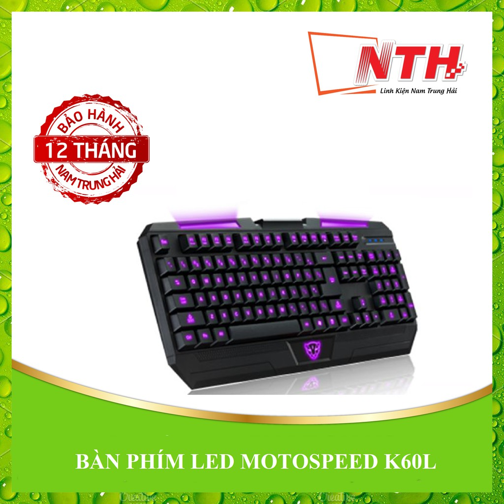BÀN PHÍM MOTOSPEED K60L