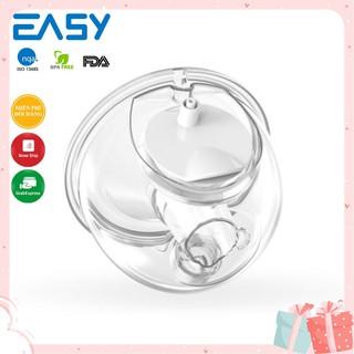 Bộ gom sữa dạng CUP có lắp đậy chính hãng Easy, dùng cho máy hút sữa Easy S9