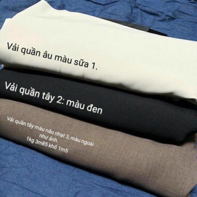 Hàng vải đẹp