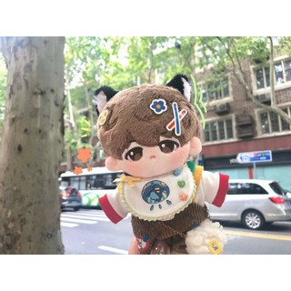 Doll Cheese cat, Doll Suga BTS
