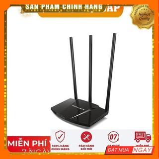 [BEST SALE]Bộ phát wifi Router Chuẩn N Công Suất Cao Tốc Độ 300Mbps Mercusys MW330HP-BH 24 tháng