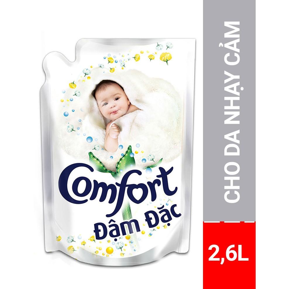 Túi nước xả vải đậm đặc Downy dịu nhẹ hương sả 1.6lit