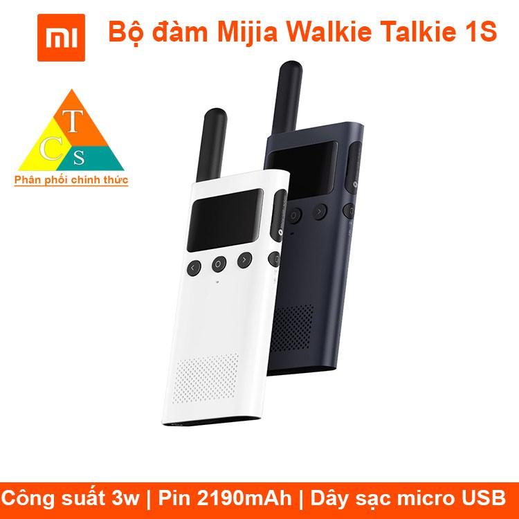 Bộ đàm Xiaomi Walkie 1S | BH 7 ngày