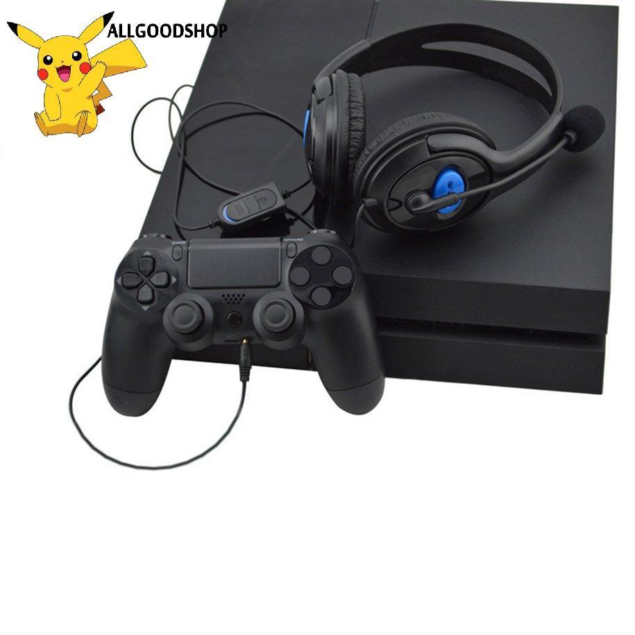 Tai Nghe Chơi Game Có Mic Dành Cho Sony Ps3 Ps4