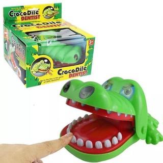 Bộ đồ chơi khám phá răng cá sấu vnm1 Fđộc đáo