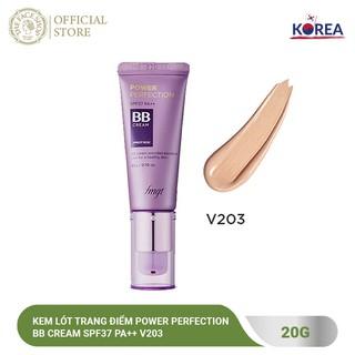 Kem Nền Đa Năng Power Perfection Bb Cream Spf37 Pa (20G)