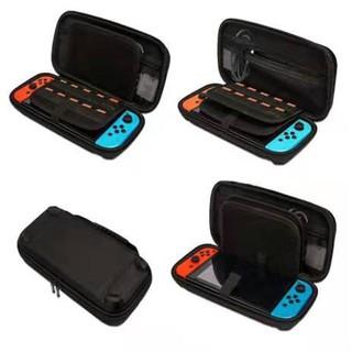 Túi đựng máy Nintendo Switch đa năng có chỗ bỏ thẻ game và phụ kiện - màu xanh dương
