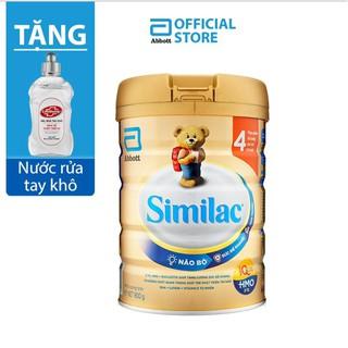 """[Tặng nước rửa tay khô] Sữa bột Similac 4 900g Gold Label giá chỉ còn <strong class=""""price"""">36.900.000.000đ</strong>"""