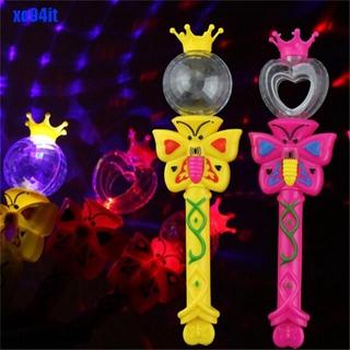 【items】Magic Lighting Stick Toys Flashing Glowing Light Up Wands Luminous Gift