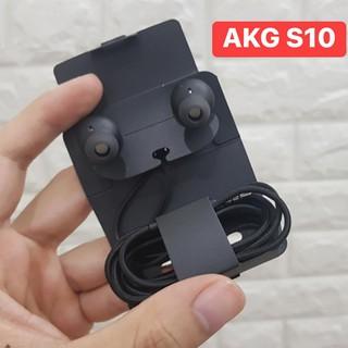 [ Sale lớn 2 ngày ] Tai nghe samsung AKG S10 âm thanh tuyệt hảo tặng kèm 4 nút tai thay thế.