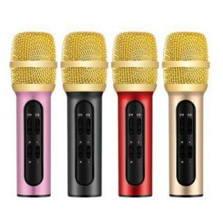 Micro Live Stream Thu Âm C11, Micro Thu Âm, Hát Live Stream,Karaoke Online, Tặng Tai Nghe Chính Hãng Bảo
