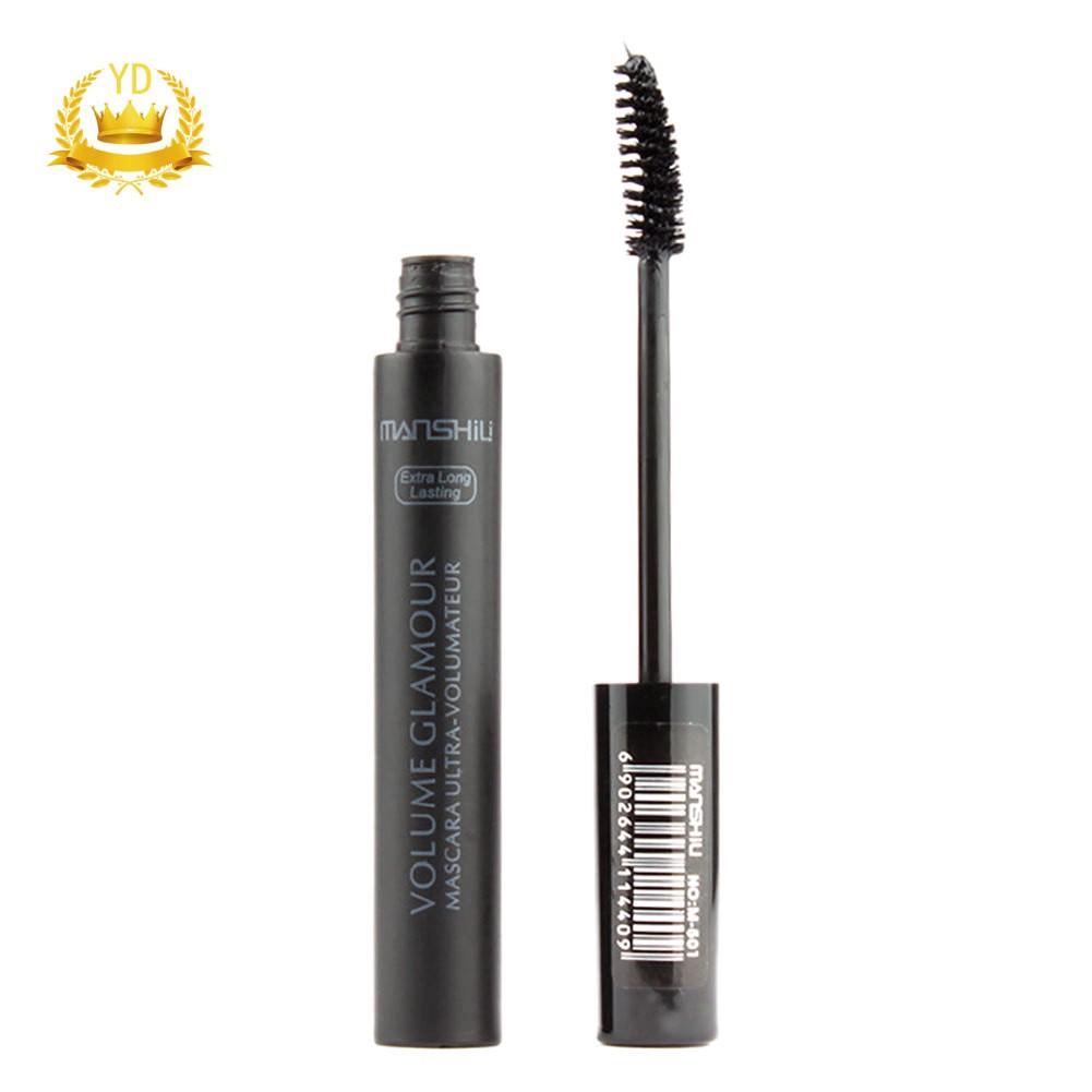 Mascara màu đen chống thấm nước và lâu trôi cao cấp cho trang điểm
