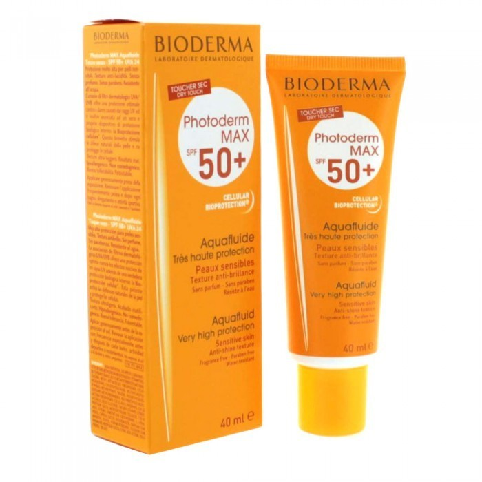 Yêu thíchKem chống nắng Bioderma Photoderm Max Aqua Fluide và Creme SPF 50+