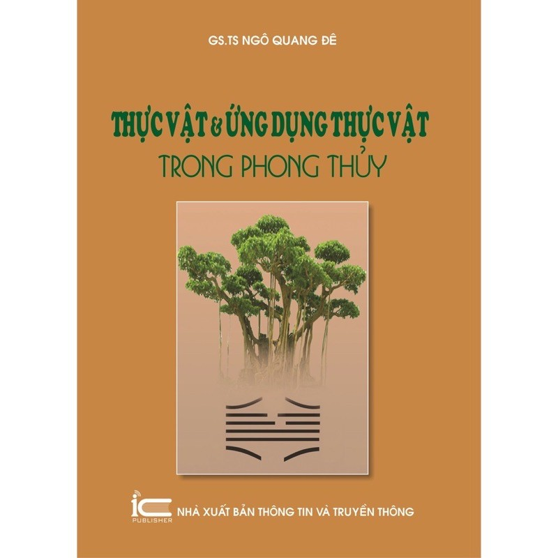 Sách_Thực Vật Và Ứng Dụng Thực Vật Trong Phong Thủy