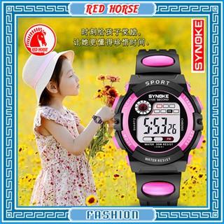 Đồng Hồ Trẻ Em Bé gái, Bé Trai SYNOKE 26999 (Hồng)