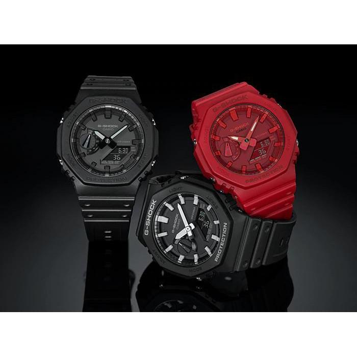 Đồng hồ Nam Dây Nhựa Casio G-Shock GA-2100-1A chính hãng bảo hành 5 năm Pin trọn đời