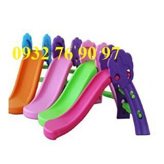Cầu trượt Mini nhựa nhập khẩu cho bé vui chơi thỏa thích