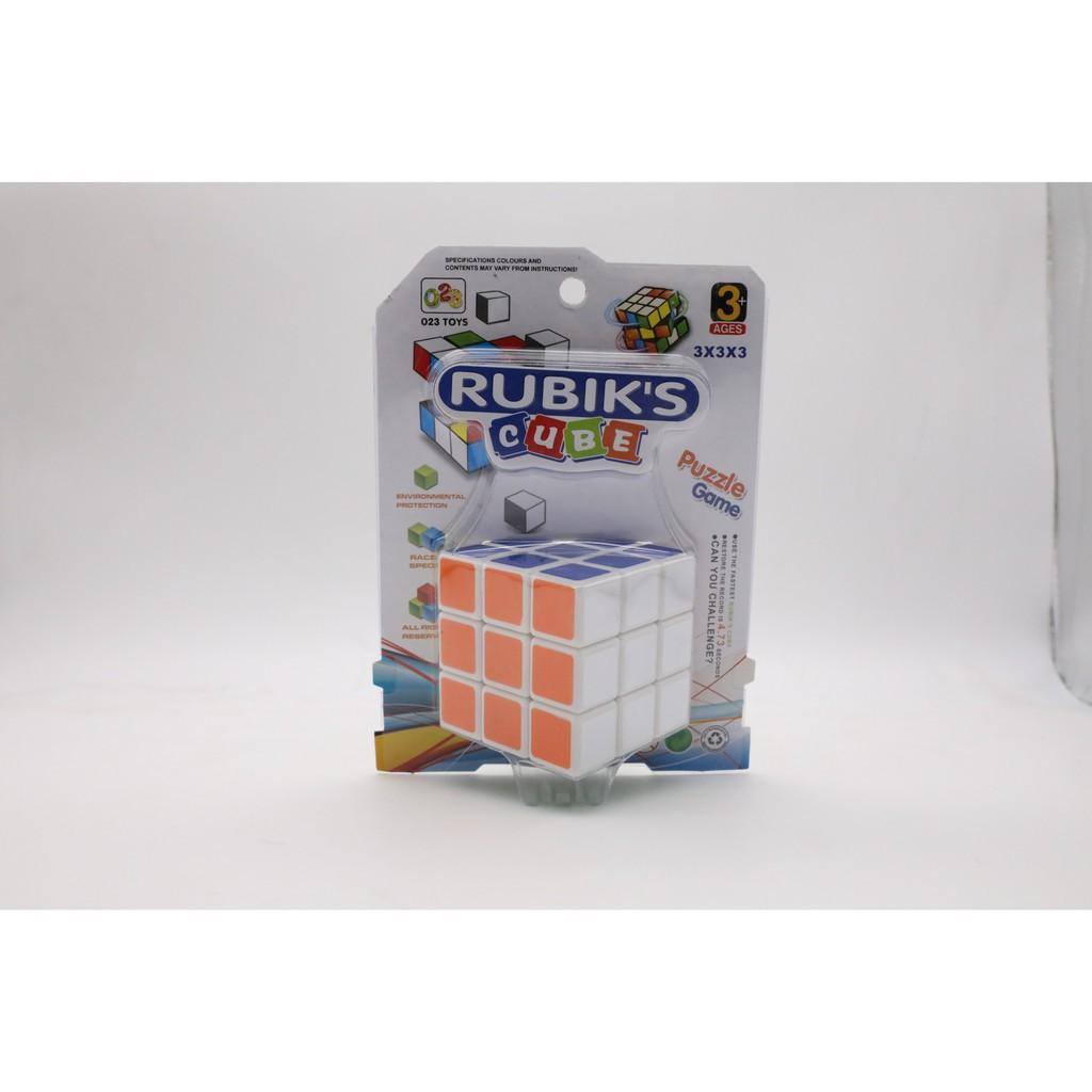 Rubik Cực mượt