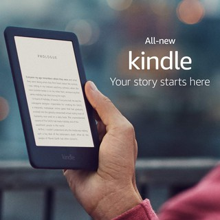 Máy đọc sách All-new Kindle 10th Generation – 2019 (4GB)