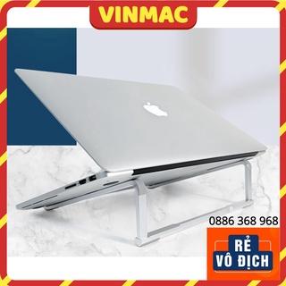Giá đỡ laptop, macbook nhôm L230 chắc chắn, gấp gọn, kê cao tản nhiệt tốt. thumbnail