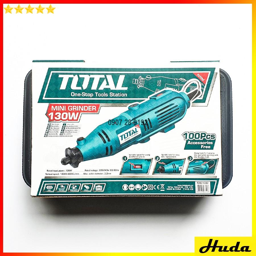 [Chính hãng TOTAL] Máy mài khuôn mini Total TG501032