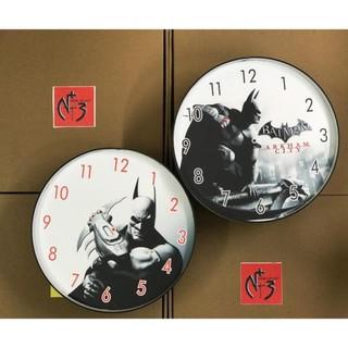 BATMAN – Đồng hồ treo tường trang trí cho bé trai – 30cm