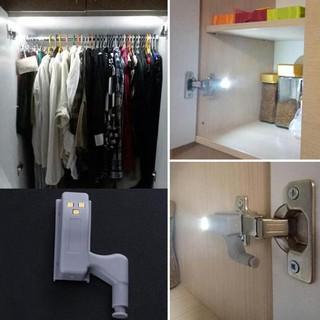 Đèn LED cảm biến chuyển động gắn bản lề tủ