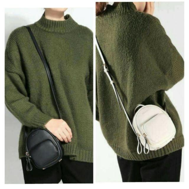 Túi đeo chéo mini thời trang - 10012960 , 905032430 , 322_905032430 , 21000 , Tui-deo-cheo-mini-thoi-trang-322_905032430 , shopee.vn , Túi đeo chéo mini thời trang