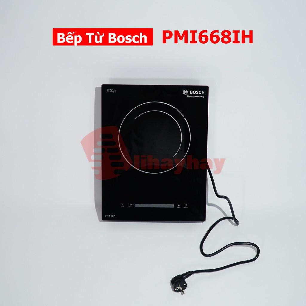 Bếp từ BOSCH PMI668IH ⚜️FREESHIP⚜️ Công xuất 2200W Làm nóng nhanh | thiết kế sang trọng