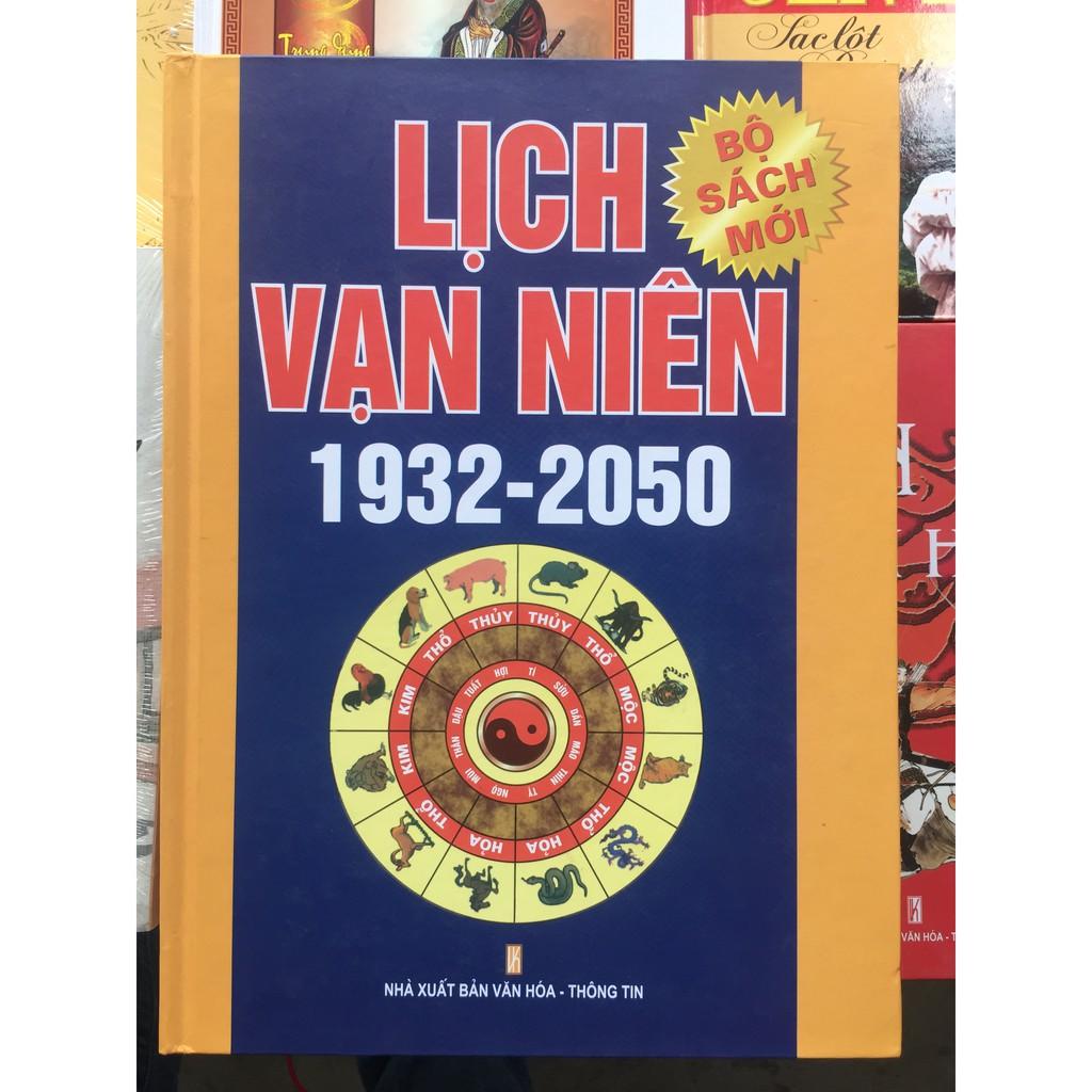 Lịch Vạn Niên 1932 - 2050