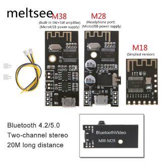 Bảng giải mã âm thanh MH-MX8 không dây BLT 4.2 cao cấp M18 M28 M38