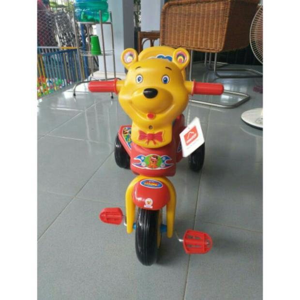 Xe đạp 3 bánh nhựa chợ lớn