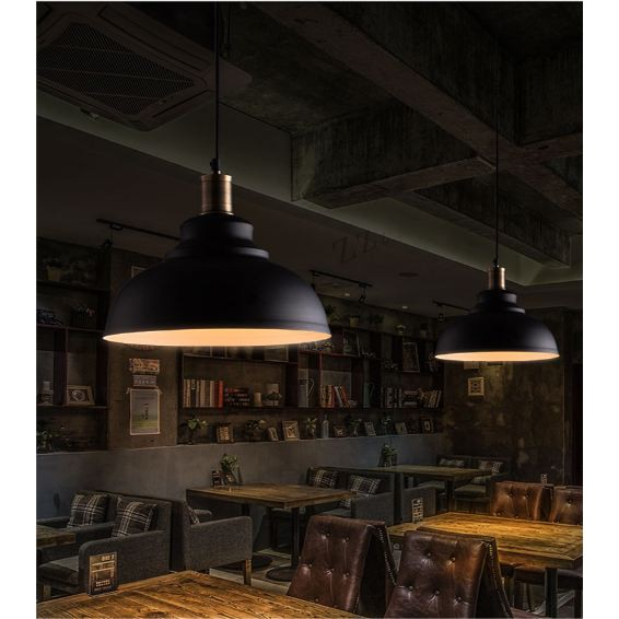 Đèn thả bàn ăn LULAX treo trần phong cách cổ điển trang trí nội thất sang trọng.
